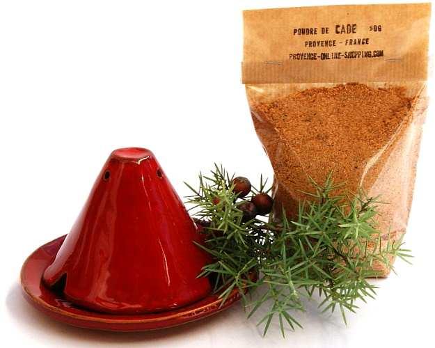 Herbes De Provence Lavande Lavandin Poudre De Cade Aromates